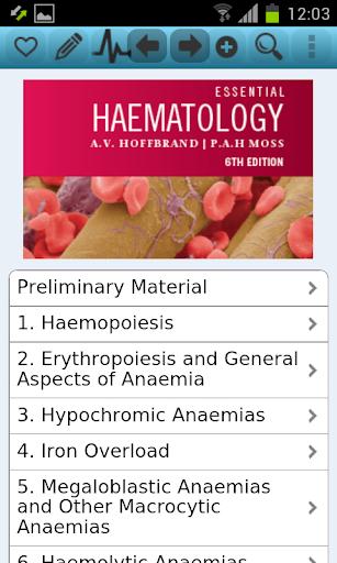 Essential Haematology 6ed