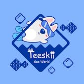 Teeskii SeaWorld (Kakao Theme)