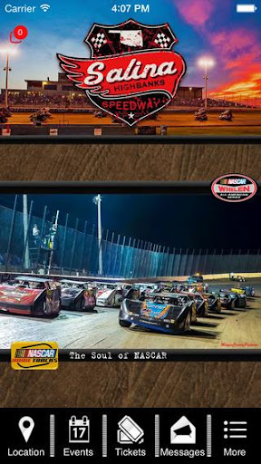 Salina Highbanks Speedway