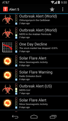 Alert 5 - screenshot