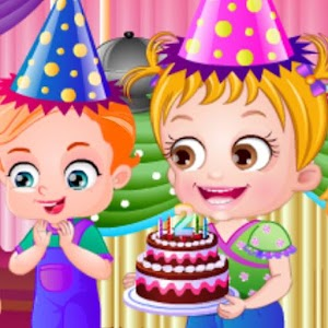 Baby Birthday Party -Kids Game Android App