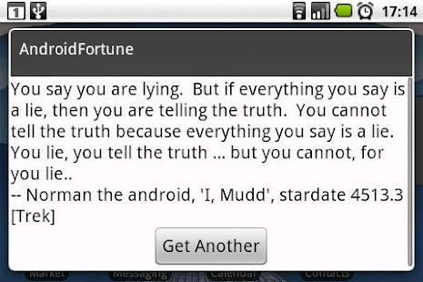 AndroidFortune- screenshot thumbnail
