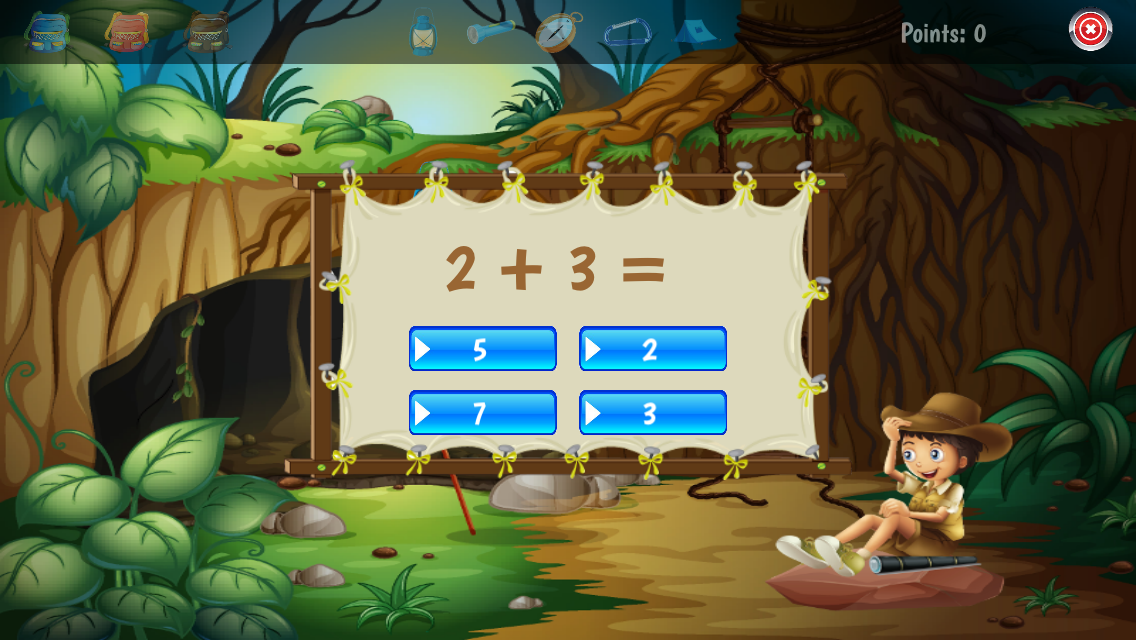 Super Counting Scout Math Game Android Apps On Google Play Easy Diy Christmas Decorations Tissureus