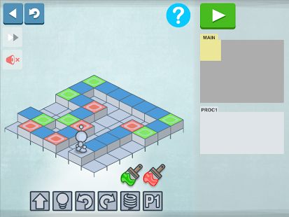 Lightbot : Programming Puzzles- screenshot thumbnail