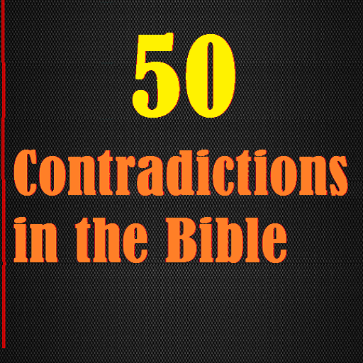 50 Contradictions in the Bible 書籍 LOGO-阿達玩APP