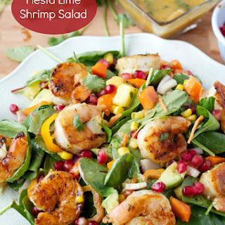 Fiesta Lime Shrimp Salad