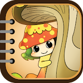 Kids Coloring (Vegetable elf)