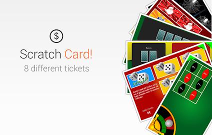 Scratch cards! Screenshot 18