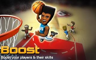 Screenshot of BIG WIN Basketball