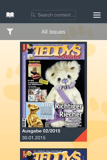 TEDDY-Kiosk