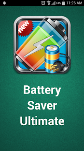 Battery Saver 2017- screenshot thumbnail