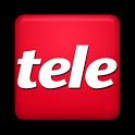 tele TV - das Fernsehprogramm icon
