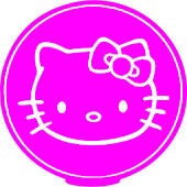 ADW Hello Kitty Pink Theme