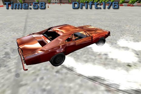Sports Car Drift Simulator