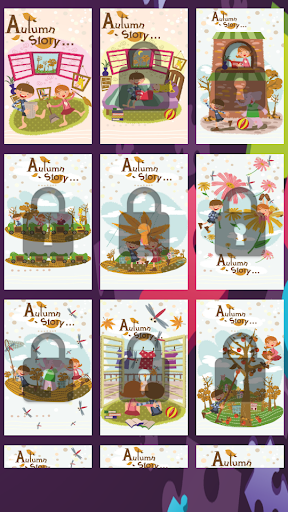 Autumn Story Puzzle