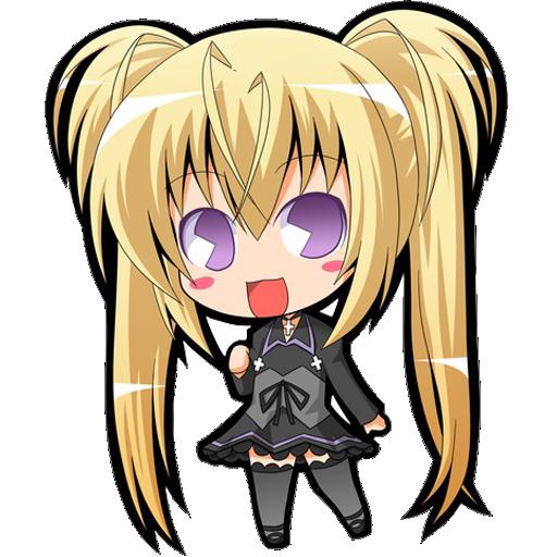Anime Girl Duvar Kağıtları 個人化 LOGO-阿達玩APP