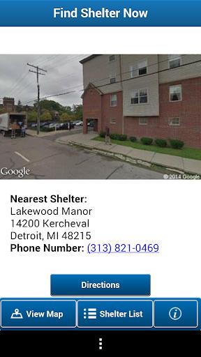 Find Shelter Now