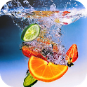 Juicy Fruit Live Wallpaper icon