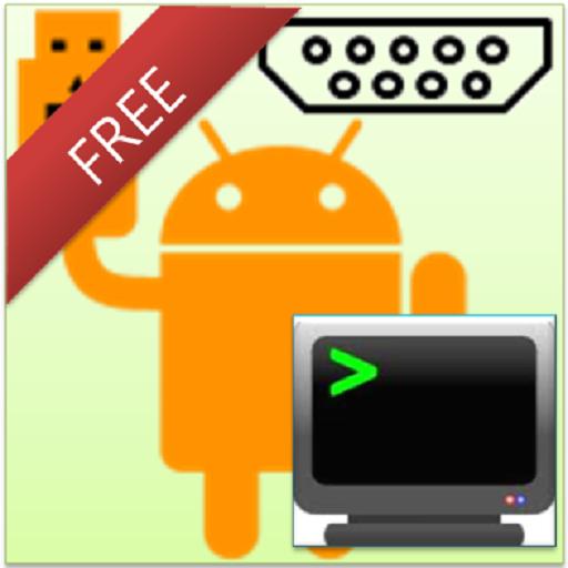 USB Serial Terminal Lite 工具 App LOGO-APP開箱王