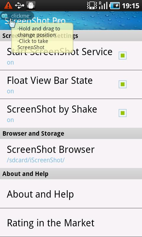 ScreenShot Free - screenshot
