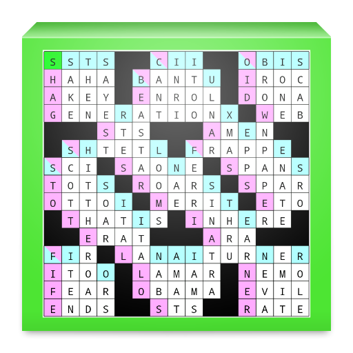 Crossword 15x15 LOGO-APP點子