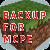 バックアップ for Minecraft PE