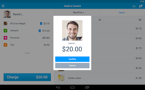 PayPal Here: Get Paid Anywhere - screenshot thumbnail