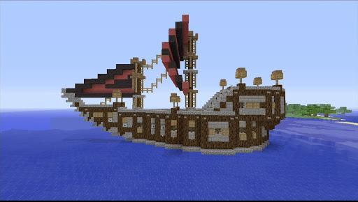 Perfect Ship Ideas - Minecraft