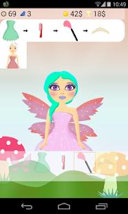 fairy salon games - screenshot thumbnail