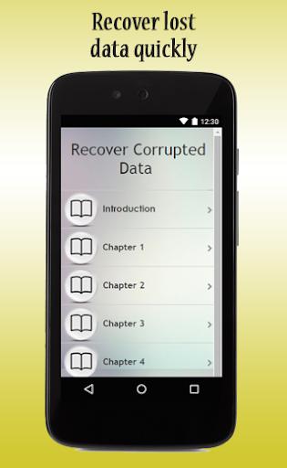 玩免費生產應用APP 下載Recover Corrupted Data Guide app不用錢 硬是要APP