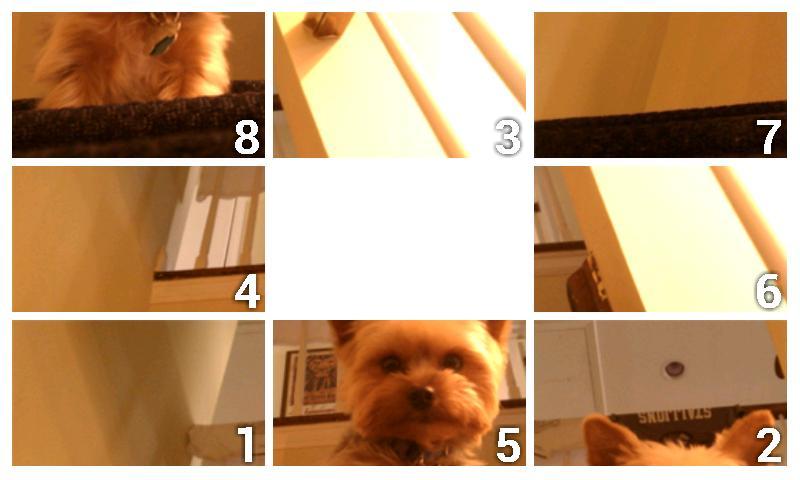 Conpuzzled - Slide Puzzle- screenshot