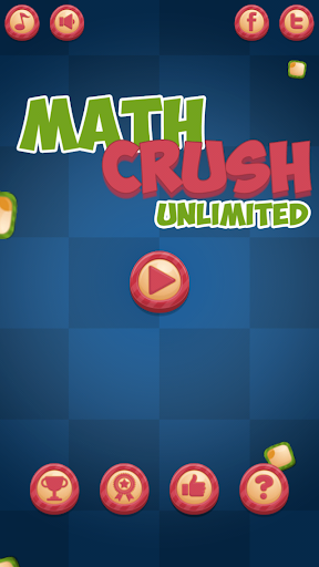 Math Crush Unlimited