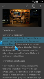 Instapaper Screenshot 5