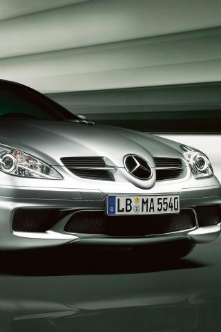 Super Benz Autos Wallpaper - screenshot
