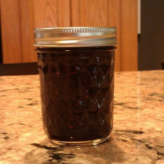 Mixed Berry Jam - low sugar