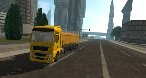 Truck Simulator : City 1.4 screenshots 10