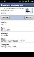 Screenshot of IMT Mobile
