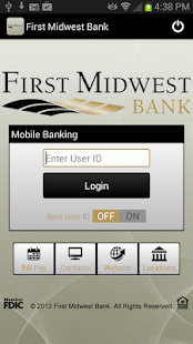 FMB Dexter Mobile Banking - screenshot thumbnail