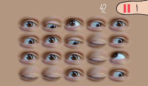 Eye Tapper