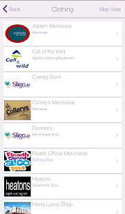 Sligo.ie- screenshot thumbnail