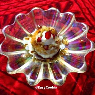 Vodka Infused Savory Indian Snack / Vodka Pani Puri-Golgappa