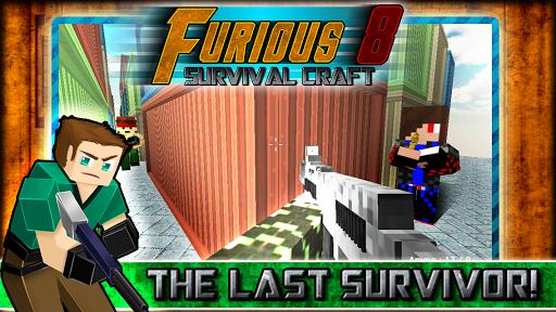 Furious 8 Survival Craft