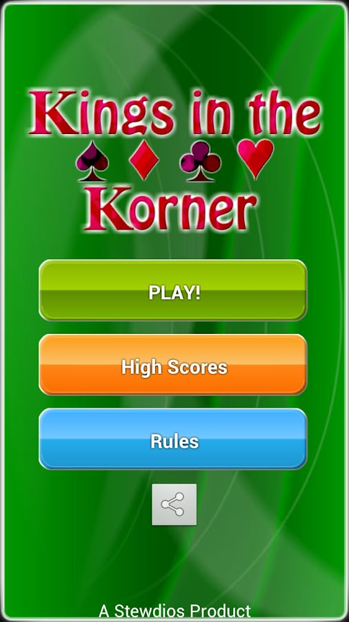 Kings In The Korner- screenshot