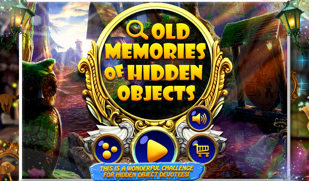 Old Memories Of Hidden Objects- screenshot