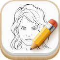 Drawing 'n' Sketchpad HD icon
