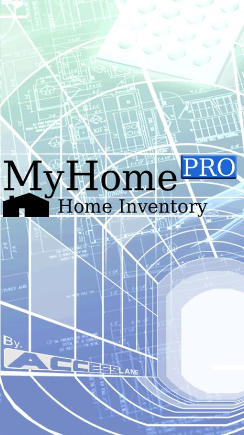 MyHome Pro: Home Inventory - screenshot