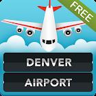FLIGHTS Denver Airport icon