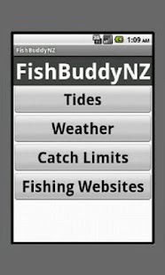 FishBuddyNZ - screenshot thumbnail