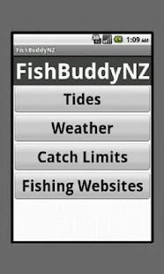 FishBuddyNZ - screenshot thumbnail