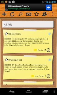 Ad2Get (classified ads) - screenshot thumbnail